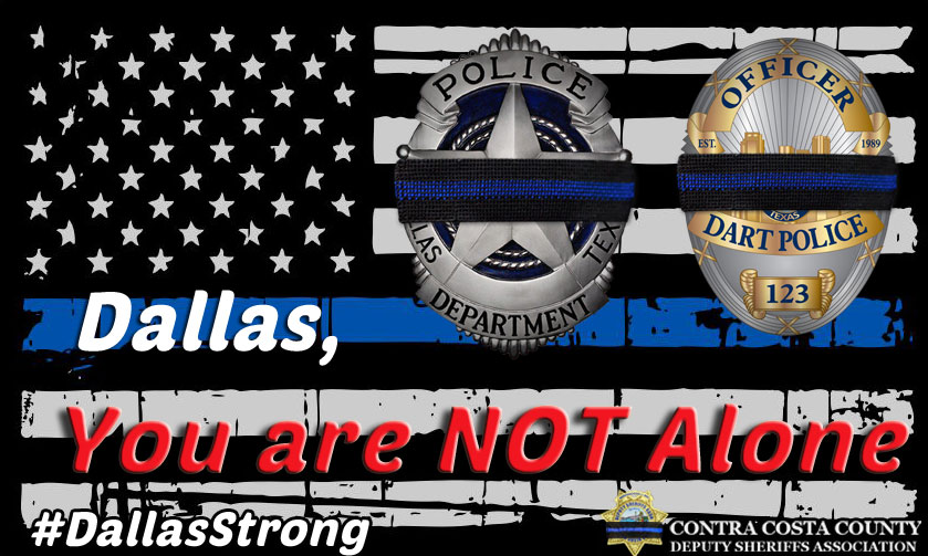 Help Dallas Police and Families