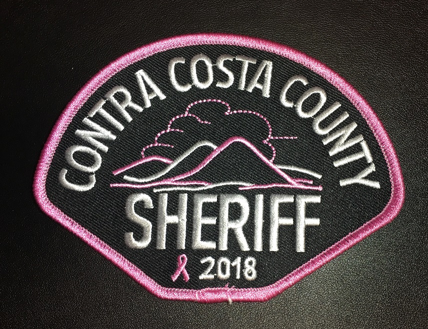 2018 Breast Cancer Awareness Patch and Lapel Pins